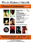 Oneness Celebration des Black History Month