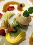 Wa-Yo: Hausgemachtes Eis von grünem Tee und roten Bohnen