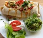 Burrito @Restaurant Kombüse, Hamburg