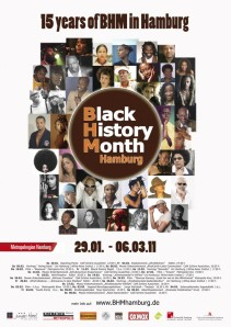 Black History Month Hamburg 2011