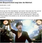 """Günter Rohrbach: """"Die Bequemlichkeit siegt über die Wahrheit"""" (Screenshot)"""