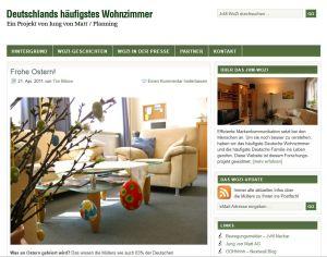 """Jung von Matts """"Deutschlands häufigstes Wohnzimmer"""" (Screenshot)"""