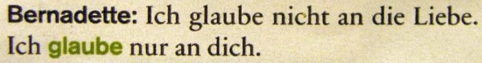 Bernadette Heerwagen im SZ-Magazin