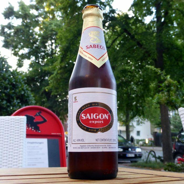 Saigon-Bier