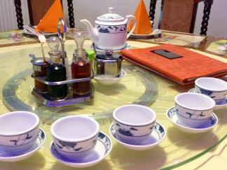 Xiao Xiang: Jasmintee aufs Haus