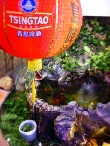 Xiao Xiang: Eingangsbereich