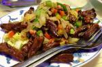 """Xiao Xiang: """"Entenküsse"""" (knusprig gebratene Entenzungen mit chinesischem Salz und Pfeffer)"""