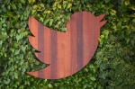 Twitter HQ: Logo artwork (Copyright Marisa Allegra Williams (@marisa) for Twitter, Inc.)