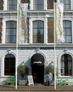 Suitehotel Pincoffs, Rotterdam (Photo: Peter Jebsen - all rights reserved)