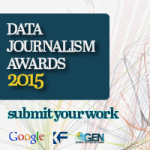 Data Journalism Awards 2015