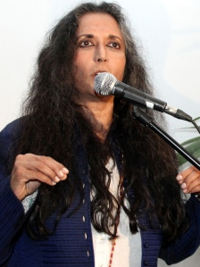 Deepa Mehta at the 7th Annual Canadian Filmmakers' Party 2012 (Photo: Canadian Film Centre / Licensed under the Creative Commons Attribution 2.0 Generic license)