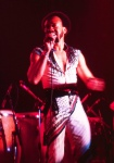 Maurice White performing with Earth, Wind, and Fire at the Ahoy Rotterdam; 1982 (Photo: Chris Hakkens / This file is licensed under the Creative Commons Attribution-Share Alike 2.0 Generic license.