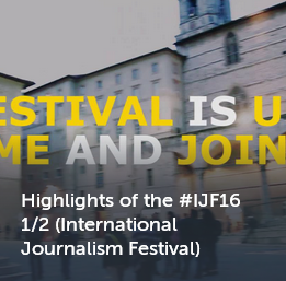 IJF-Storify, Part 1