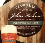 John Malcom: IPA