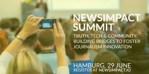News Impact Summit Hamburg 2017