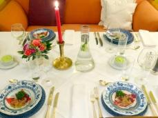 Restaurant Im Harvestehuder Wohnzimmer Das Perfekte Dinner Www