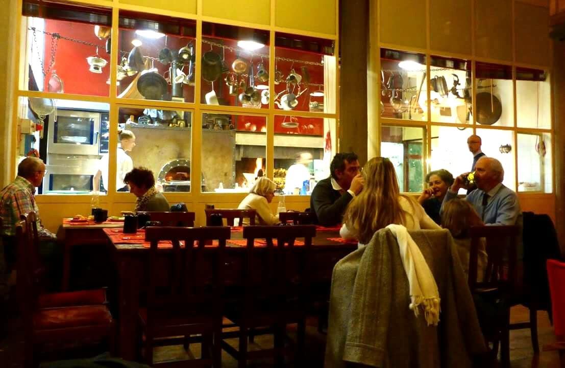 Die Offene Kche Im Teatro Del Sale Foto Peter Jebsen All Rights Reserved