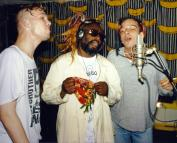 P.Funk finds (from the late '80s or early '90s): George Clinton (All rights reserved)