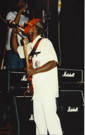 """P.Funk finds (from the late '80s or early '90s): Cordell """"Boogie"""" Mosson (All rights reserved)"""