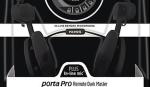 Koss Porta Pro Rmote Dark Master