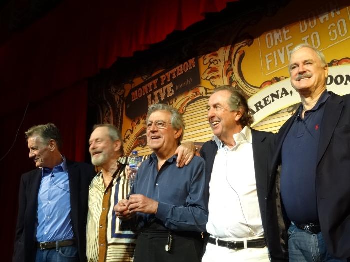 Monty Python @ O2 Arena